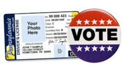 Voter ID cards play a big part in this year's election.